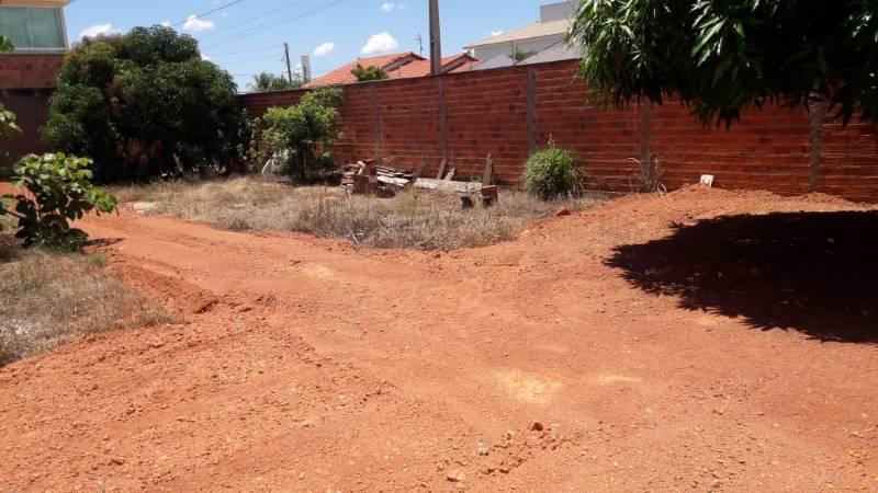 Vendo lote de esquina no bairro Nova Fronteira em Gurupi