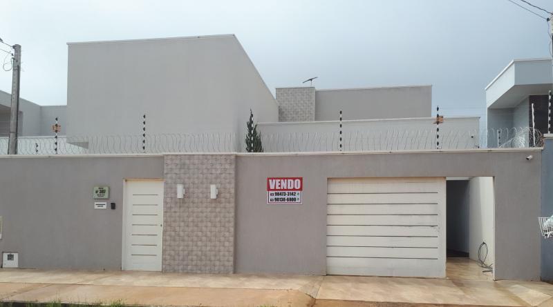 Venda de Casa de Luxo Financiável em Gurupi