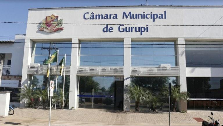 Câmara de Gurupi suspende atividades depois de um funcionário testar positivo para o Covid-19