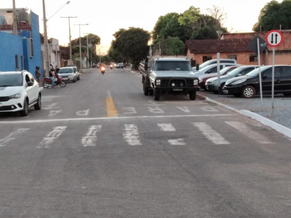 Agência de Trânsito de Gurupi anuncia mudança em trecho da Rua 06 que passa a ser de mão dupla