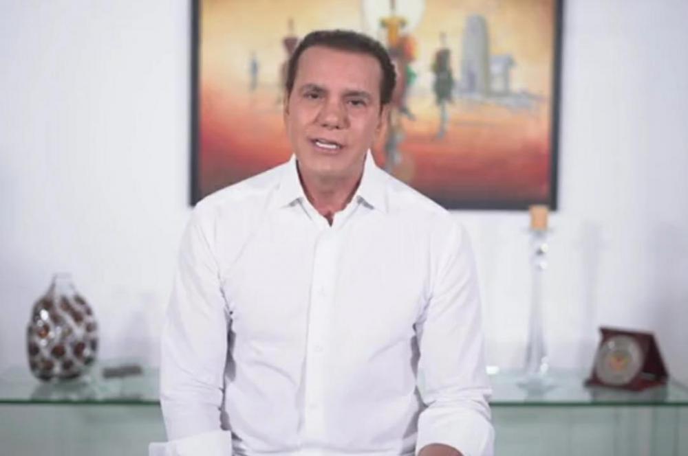 Milhares de pessoas acompanham live de lançamento da pré-candidatura de Ataídes Oliveira à Prefeitura de Palmas