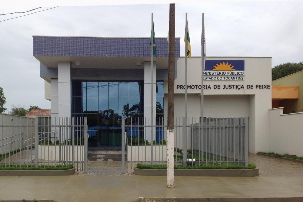 Busca e apreensão é realizada na casa do ex-prefeito de São Valério a pedido do MPTO