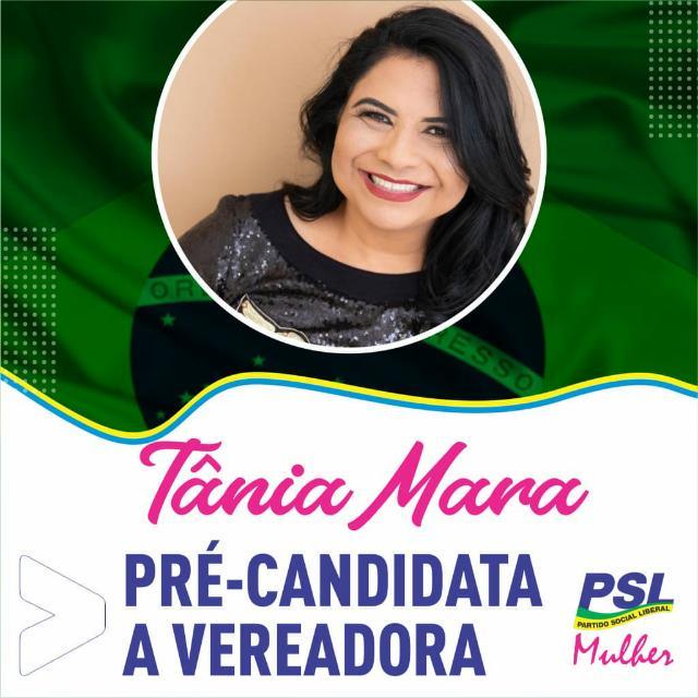 Tânia Mara, pré-candidata a vereadora. Uma história de luta e superação