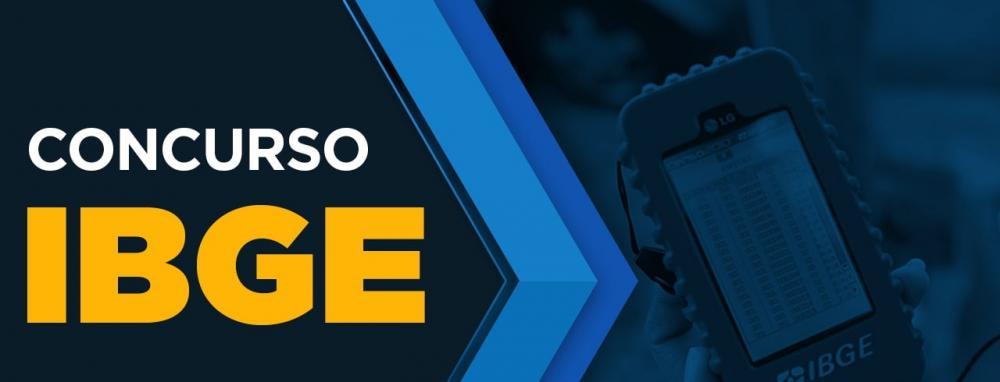 Concurso IBGE   é aberto para mais de 20 cidades do Tocantins