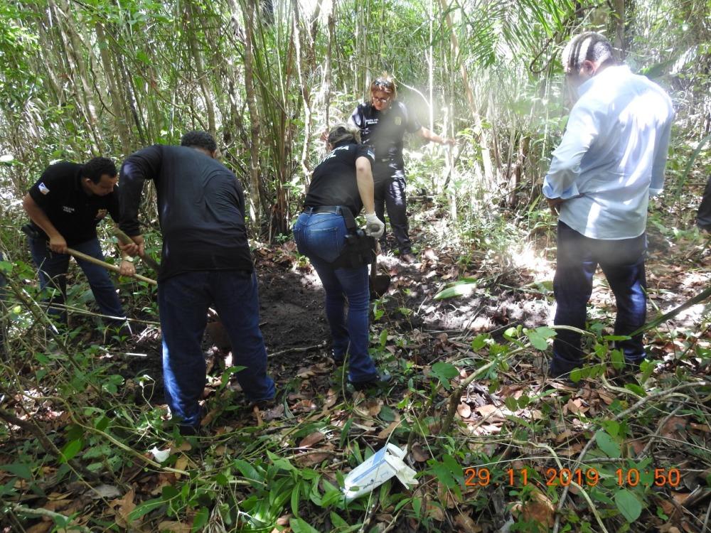 Polícia encontra ossada humana  em Formoso do Araguaia