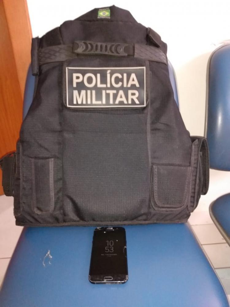 Polícia Militar apreende menor de idade após de roubo em Gurupi