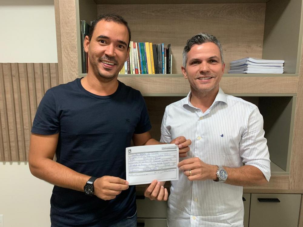 Adailton Fonseca pode ser um nome para Prefeito de Gurupi pelo Partido Liberal