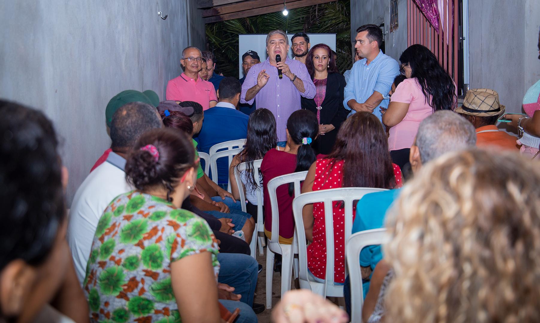 Fotos: Marcos Veloso/Secom