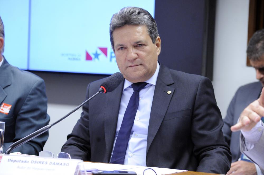 Damaso direciona R$ 9,8 milhões de emendas para o combate ao coronavirus no Tocantins
