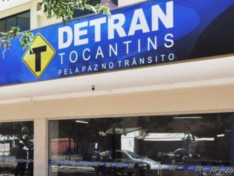 Detran Tocantins não terá atendimento nessa segunda-feira 23