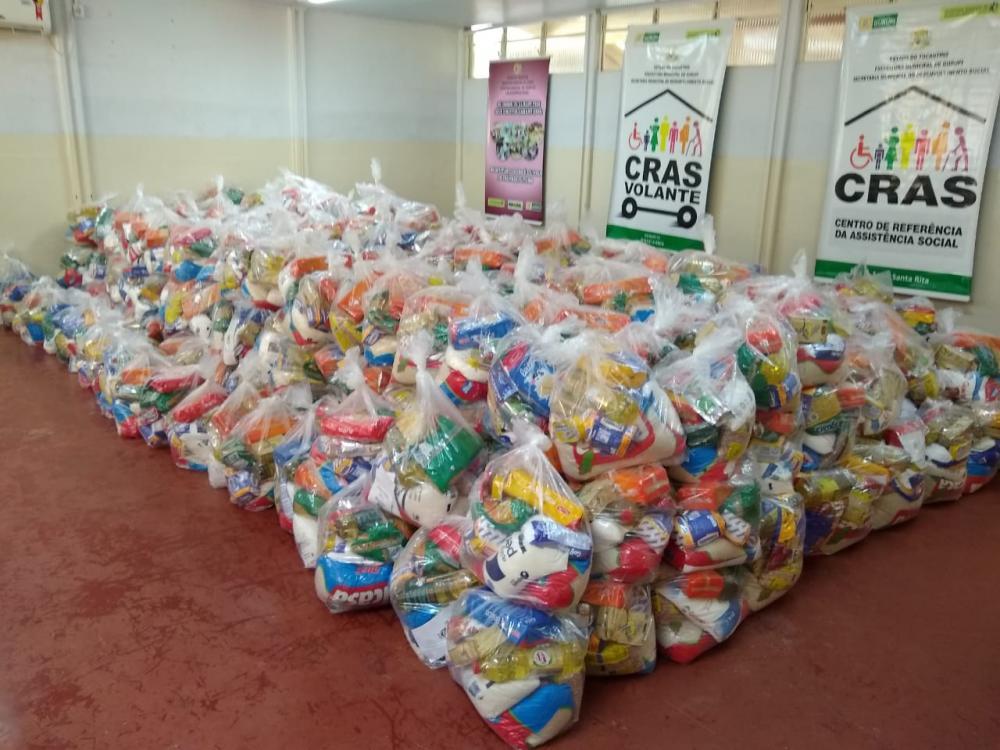 Ações de Solidariedade são realizadas para ajudar famílias carentes em Gurupi durante pandemia