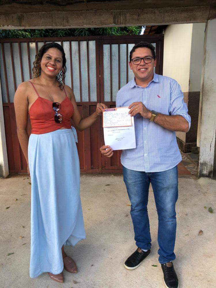 Letícia Melo se filia ao Solidariedade em Gurupi  e  destaca participação feminina na política