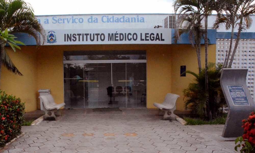 IML de Palmas identifica corpo de homem vítima de acidente de trânsito e procura por familiares