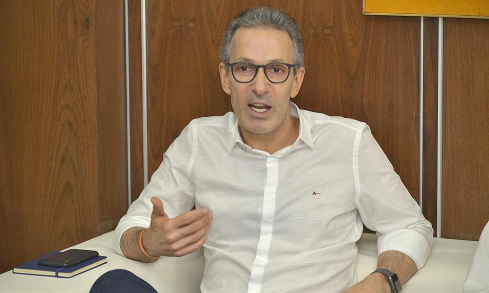 Governador de Minas Gerais cita Tocantins como exemplo no combate ao novo Coronavírus