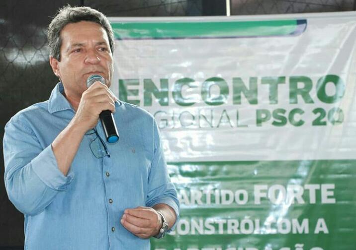 PSC é um dos partidos que mais cresceu no Tocantins