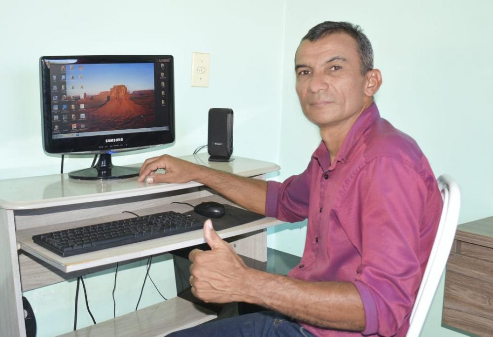 Tony Queiroz articula emenda de R$ 250.000,00  para saúde de  Sucupira