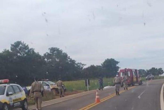 Acidente mata dois policiais militares do Tocantins