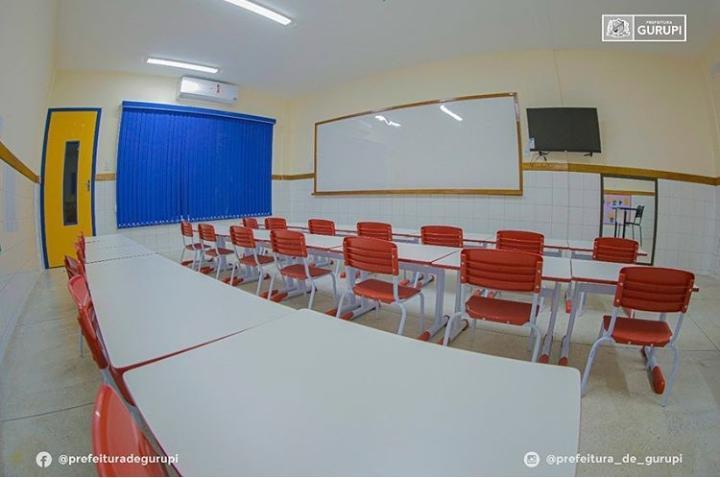 Educação de Gurupi  avalia possibilidades de retorno das aulas da Rede Municipal de Ensino