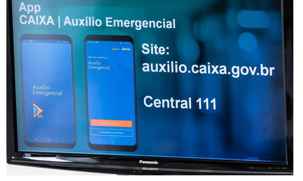 Auxílio emergencial poderá durar mais que três meses