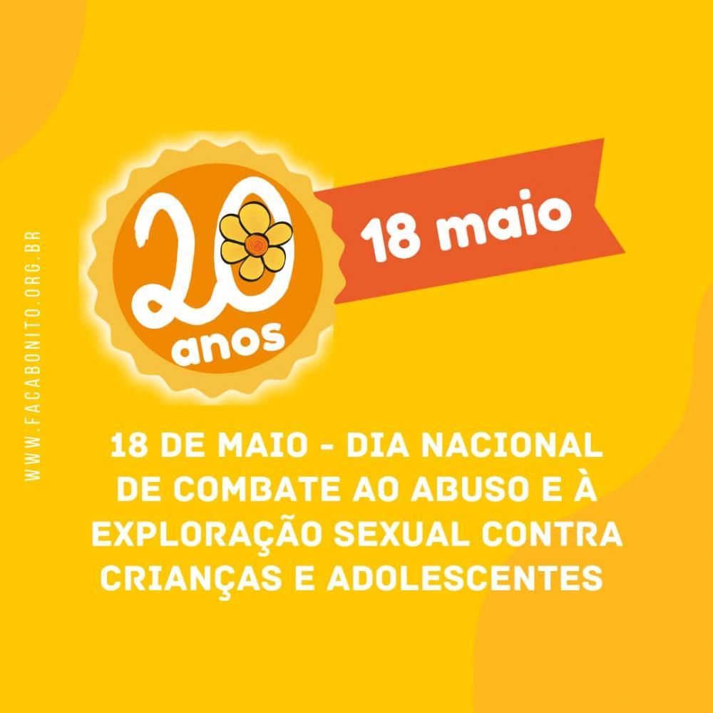 Gurupi promove campanha de combate ao abuso e exploração sexual infantil