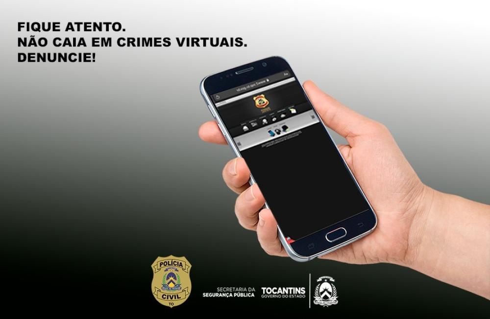 Homem que aplicava golpes por aplicativo de mensagens é preso pela segunda vez no Tocantins