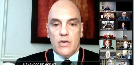 Alexandre de Moraes é empossado como ministro efetivo do TSE